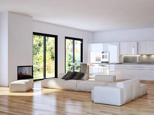 holzfu bodendielen und parkett f r ein gesundes wohnklima. Black Bedroom Furniture Sets. Home Design Ideas